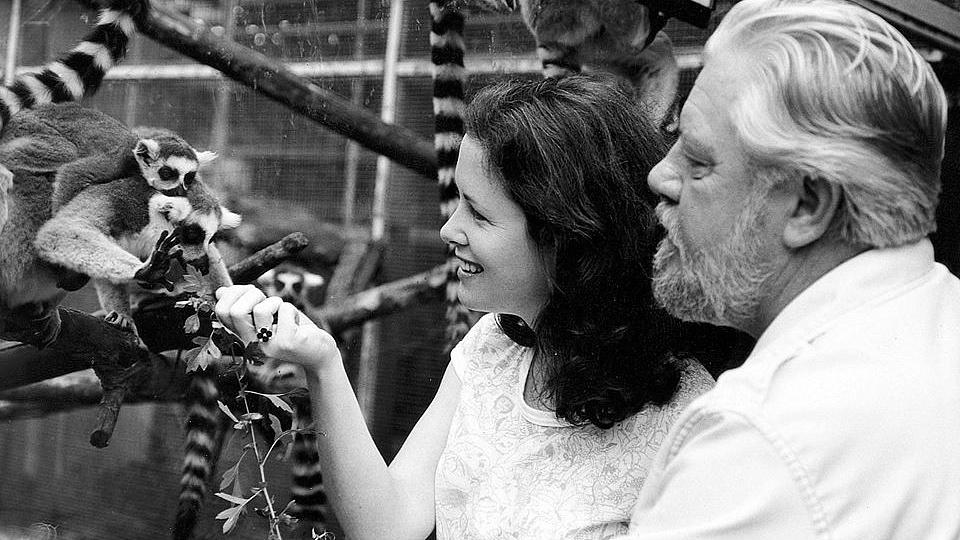 Gerald Durrell számára nem létezett túl kicsi vagy jelentéktelen állat